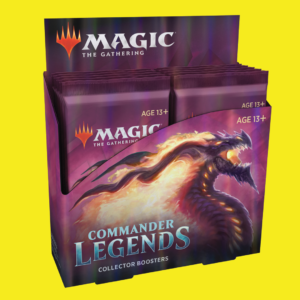 MTG: Commander Legends Collector Booster Box